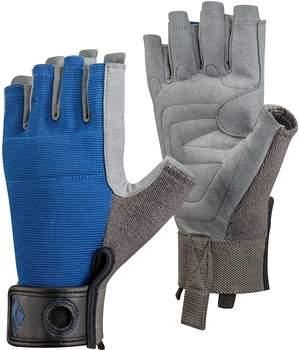black-diamond-crag-half-finger-handschuhe-blau