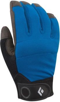 Black Diamond Crag Handschuhe blau