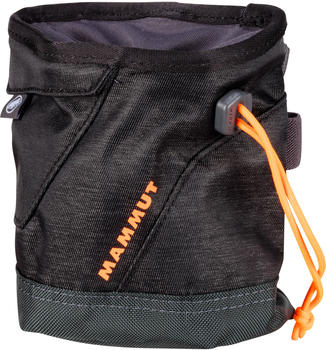 Mammut Ophir Chalk Bag (Black)