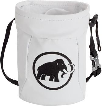 Mammut Realization Chalk Bag bright white