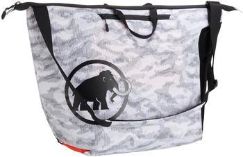 Mammut Boulder Bag X (white camo)