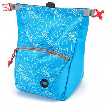 Moon Bouldering Chalk Bag türkis/blau (159 Blue Jewel)
