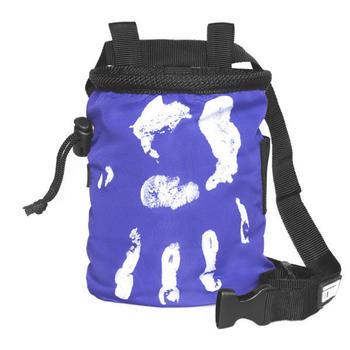 LACD Chalk Bag Hand of Fate lila/schwarz (Royal)
