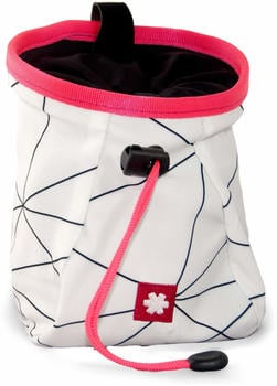 Ocun Lucky Chalkbag (WHITE/Pink NEON)