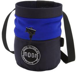 MoonClimbing Moon S7 Retro Chalk Bag MIS Chalkbag (navy)
