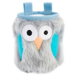Crafty Climbing Crafty Owl Chalk Bag grau (GreyBlue)