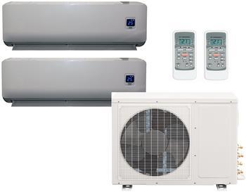 Comfee' MS11M6-18 HRFN1-Duo 2 x 9000 BTU/h