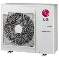 LG MU4M27 U 43 Inverter Außengerät stationär