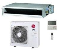 LG CB12L.N22/UU12W.ULD Inverter Set stationär