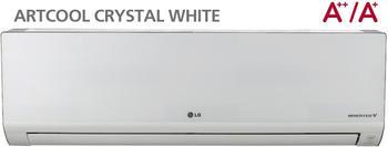 LG Klimaanlage LG ARTCWHITE09.SET Inverter A++A 19 dB 2150 fg/h Kalt + heiß Weiß