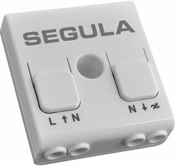 Segula 50850 Universal-Dimmer Weiß