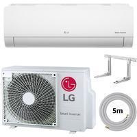 LG Standard LG-S12EQ.NSJS12EQ.U Inverter Set stationär inkl. Zubehör