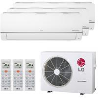 LG Standard Plus LG-MU3R19.UE0-PC09SQ MultiSplit Triple Set stationär
