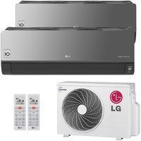 LG Artcool Energy LG-MU3R19-AC1212BQ.N Duo Set stationär