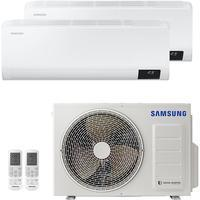 Samsung Luzon AJ040TXJ2KG/EU-AR090 Inverter Multisplit Set 2 x 2,5 kW stationär