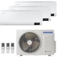 Samsung Luzon AJ080TXJ4KG/EU-AR090 Inverter Multisplit Set 2 x 2,5 kW stationär