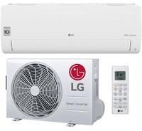 LG Klimaanlage R32 Standard S09EQ 2,5 kW I 9000 BTU + Montage Set Meter