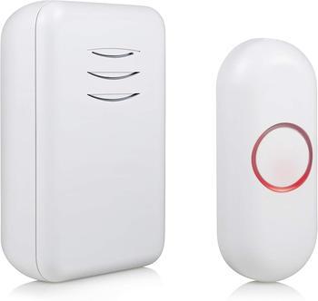 Byron Wireless Doorbell Set DBY-22311