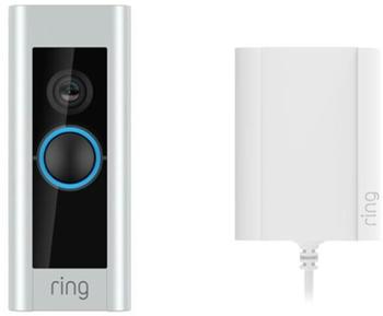 Ring Video Doorbell 2 + Plug-In Adapter (Set)