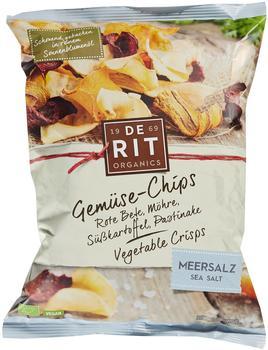 De Rit Bio Gemüse Chips Meersalz (75g)