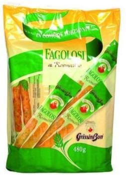 GrissinBon Fagolosi mit Rosmarin Multipack (480 g)