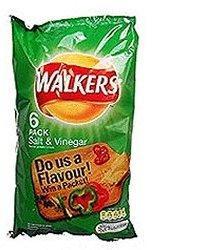 Walkers Salt & Vinegar (25 g)