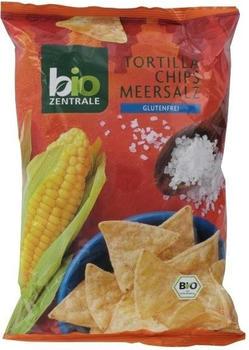 Bio-Zentrale Tortilla Chips Meersalz (125 g)