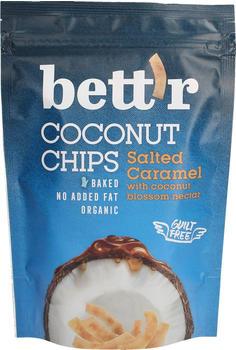 Bett´r Coconut Chips Salted Caramel (70g)