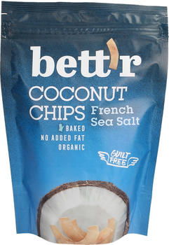 Bett´r Coconut Chips French Sea Salt (70g)