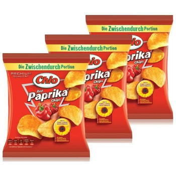 Chio Chips Red Paprika 30x30g