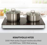 Klarstein Induktions-Kochfeld 10034949