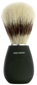 Beter Black handle shaving brush