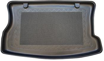 Zentimex Kofferraumwanne mit Antirutschmatte für Renault