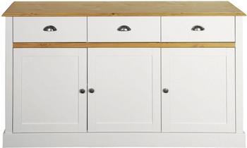 Steens Sandringham 144 cm weiß