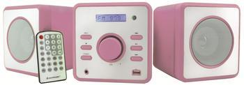 Soundmaster MCD 360 pink