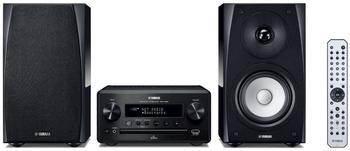 Yamaha MCR-N560 ohne DAB schwarz/klavierlack schwarz