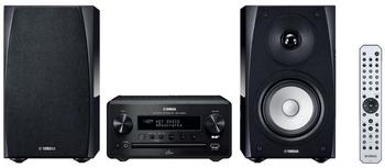 Yamaha MCR-N560D schwarz/klavierlack schwarz