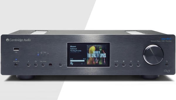 Cambridge Audio Azur 851N schwarz