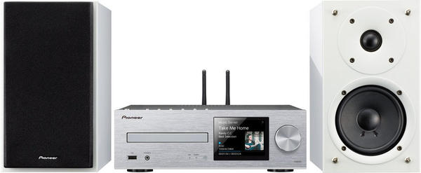 Pioneer X-HM76D weiß-schwarz