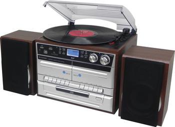 Soundmaster MCD5550DBR braun