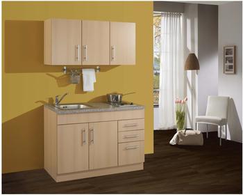 Miniküche Mit Kühlschrank 120 Cm : Januar test die besten kompaktküche breite cm