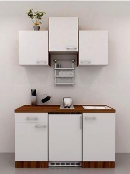 smartmoebel Büroküche 150 cm