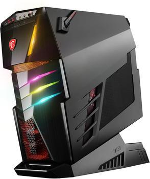 MSI Aegis Ti3 8RD SLI, Komplett-PC schwarz, Windows 10 Home 64-Bit