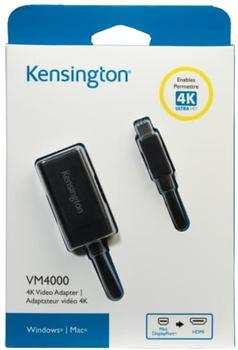 kensington-vm4000-4k-videoadapter-mini-displayport-hdmi