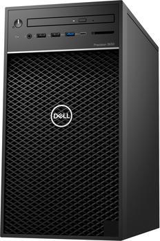 Dell Precision 3630 G1Y3C PC-System, Schwarz Windows 10 Pro