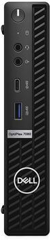 Dell OptiPlex 7080 MFF (WC5PG)