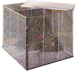 Brista Silo Komposter-Deckel 100 x 100 cm