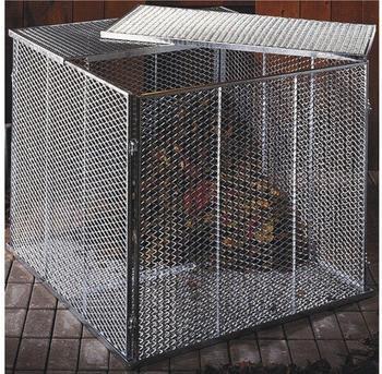 Brista Silo Komposter-Deckel 80 x 80 cm