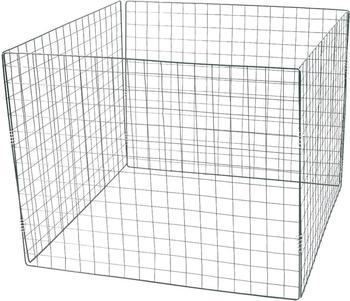 linder-exclusiv-stahlgitter-komposter-90-x-90-x-70-cm-mc4335