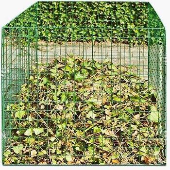 Deuba Kompostbehälter 90 x 90 x 70 cm